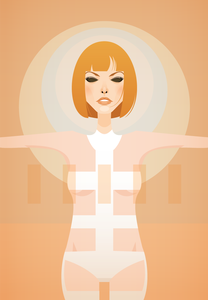 Image of I love Leeloo