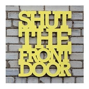 Image of Shut the Front Door