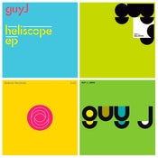 "Image of Guy J - Heliscope/Easy As Can Be 12"" Vinyl Multi-Buy £10 Deal"