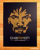 Image of chaMPion PRINT