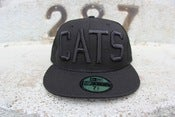 Image of ALL BLACK CATS HAT