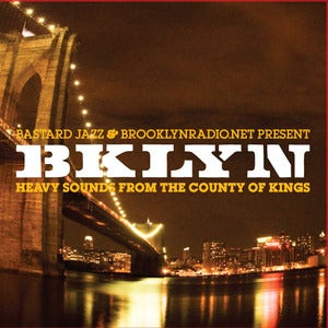 Image of BKLYN: Heavy Sounds From The County of Kings CD