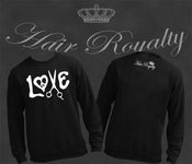 Image of LOVE Sweatshirt pull-over Unisex