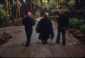 Image of Walking - Riutaku-ji,Japan,1982