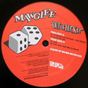 Image of Mawglee - The Out Of Luck EP 12""