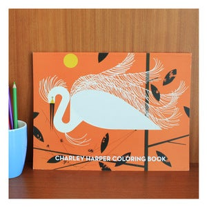 Image of CHARLEY HARPER DELUXE COLORING BOOK
