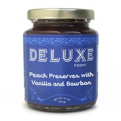 Image of Peach Preserves with Vanilla and Bourbon