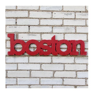 Image of Boston Sign