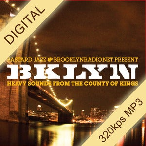 Image of BKLYN: Heavy Sounds From The County of Kings (DIGITAL)