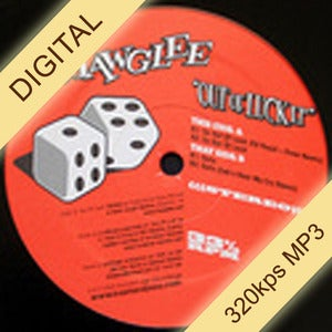 Image of Mawglee - The Out Of Luck EP (Digital)