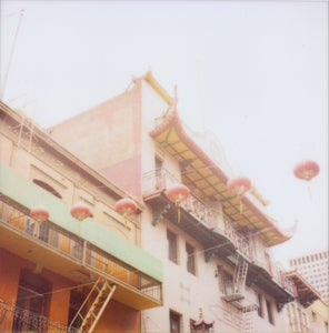 Image of Chinatown :: Polaroid Print