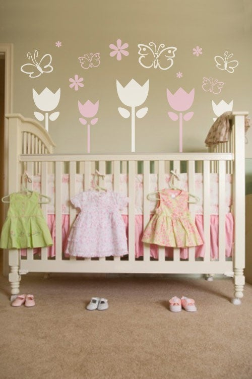 baby rooms decor wall decals for nursery