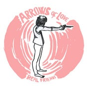 "Image of Arrows of Love 'Real Friends' 7"" single + FREE DIGITAL DOWNLOAD"