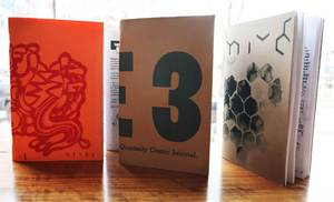 Image of HIVE: Comics Anthology Four Issue (One Year) Subscription