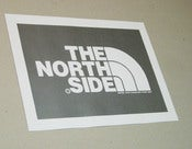 Image of NORTHSIDE SILVER PRINT ONLY