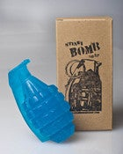 Image of Blue Hand Grenade Soap, Home of the Original Hand Grenade Soap