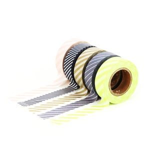 Image of mTape Washi Tape Stripe set
