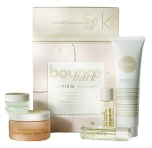 Image of Basq Bounce Back Aromacology Spa Kit