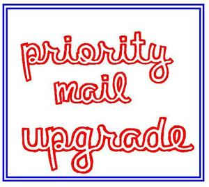 Image of **PRIORITY MAIL**