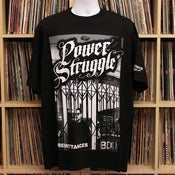 Image of Power Struggle 'Remittances' Album T-Shirt (Men's)