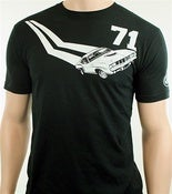 Image of Men's Cuda Stripe T-Shirt