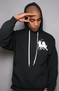 Image of Assassin Hoodie in Black