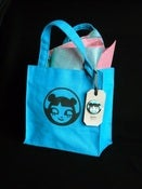 Image of Little Lost Ghost Handbag - Blue