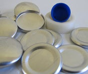 Image of Flat backed button shells kits (Includes tool & postage)