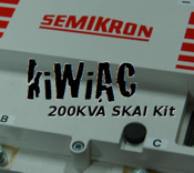 Image of KiwiAC 200kVA SKAI Kit (Inverter only)