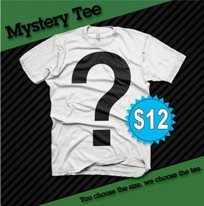 Image of Mystery T-Shirt 50% OFF!