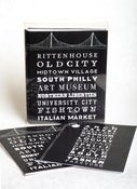Image of Philly Streets & Neighborhoods notecards
