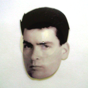 Image of Genevan Heathen - Charlie Sheen EP - Shaped picture disc vinyl + FREE digital EP