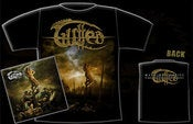 "Image of Gutted - ""Mankind Carries The Seeds of Hell"" TS package deal"