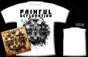 "Image of Painful Defloration - ""Antihuman Antisocial"" TS package deal"