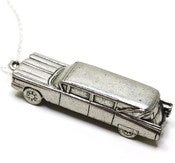 Image of Hearse Necklace 