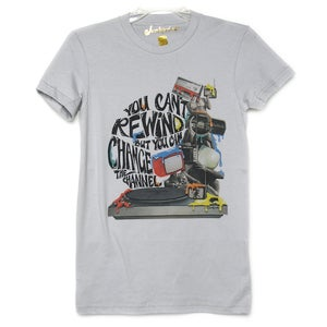 Image of CHANGE THE CHANNEL TEE