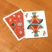 "Image of ""Animal Kingdom"" Playing Card Deck"