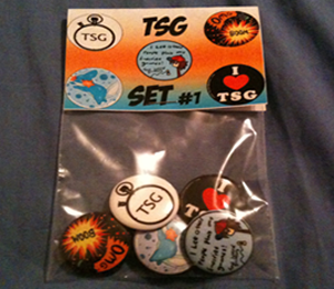 Image of TSG Pin Set #1