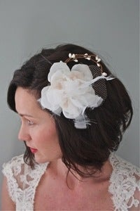 Image of Tinker Bell - Bohemian Inspired Rustic Headpiece