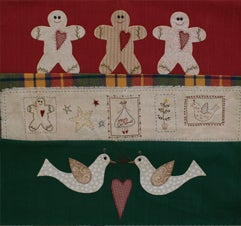 Image of A Trio of Tea Towels Download Pattern