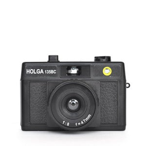 Image of Holga 135 BC Camera (Black)
