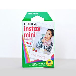 Image of Fujifilm Instax Mini Color Film (10 photos)