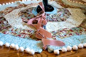 Image of December Tree Skirt Sewing Pattern pdf