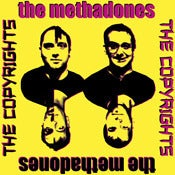 Image of The Methadones/The Copyrights - Split LP