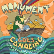 Image of Monument - Goes Canoeing 12""
