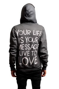 Image of Message Hoodie