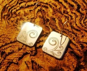 Image of Art Nov Earrings Small