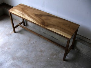 Image of Poplar Bench