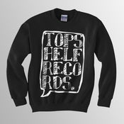 Image of Topshelf Records - Logo Crewneck Sweater