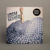 Image of Adam Kesher - Continent EP (10&quot; red vinyl)